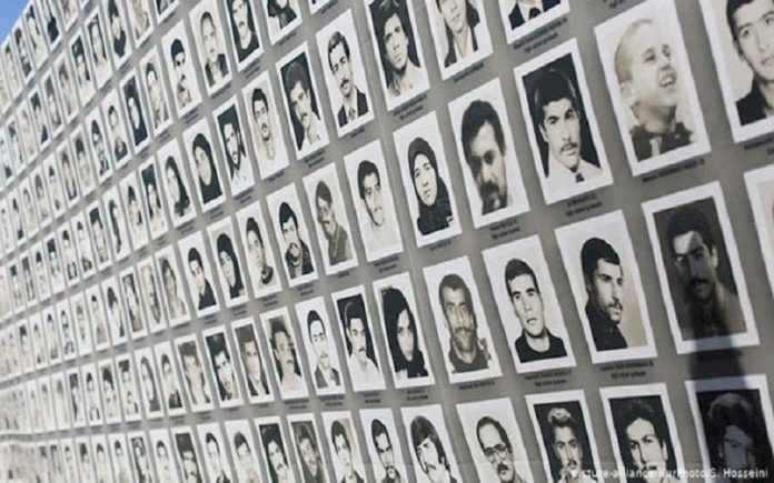 Photos of the 'dissidents' that the Iranian government massacred in the summer of 1988