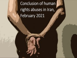 Human rights abuses are rampant in Iran