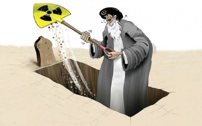 Iran's regime digs its own nuclear grave