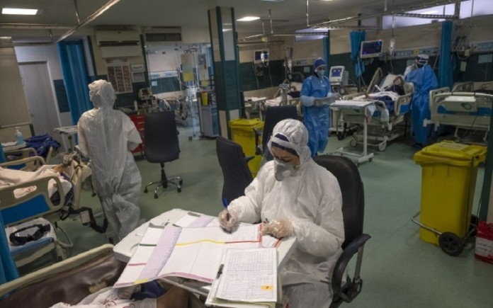 Widespread prevalence of coronavirus in Iran