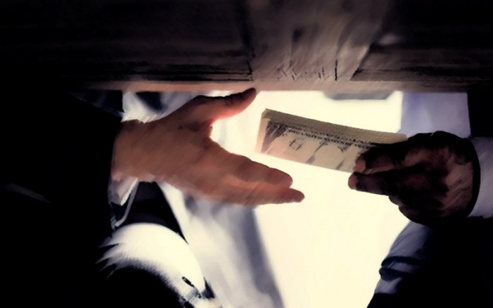 Corruption is a serious problem in Iran, which is mostly in the body of the government.