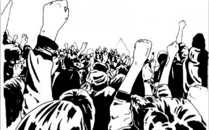 Iran is the country with the highest number of social protests in the Middle East