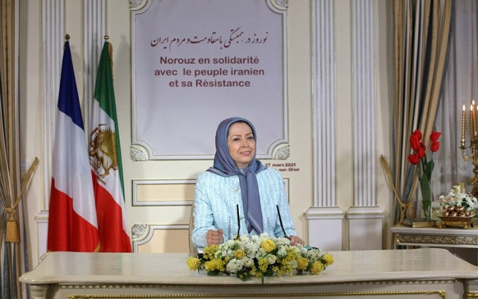 Maryam Rajavi: The people of Iran expect Europe to adopt a firm policy vis-à-vis the Iranian regime and in defense of human rights