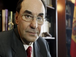 Former vice-president of the European Parliament Alejo Vidal-Quadras