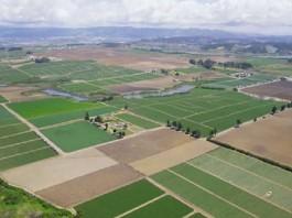Iran's agricultural lands
