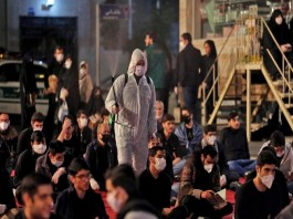 The number of Iranian cities in the coronavirus red situation tripled in one day