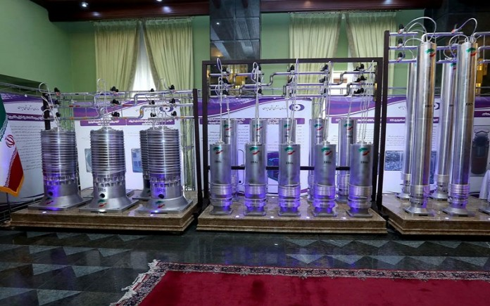In fear, Iran says it only enriched its uranium to 60% as a show of strength.