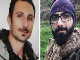 Meysam Jolani and Ali Khairjou were detained on October 1, 2020 in their homes, after taking part in a gathering in Ardabil's Jiral Park.
