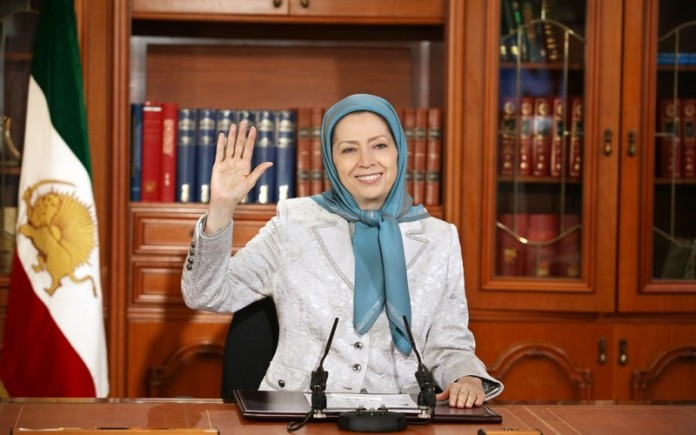 Maryam Rajavi: The people of Iran are determined to establish a democratically elected republic in Iran