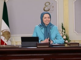Maryam Rajavi: The anti-Iranian mullahs' regime auctioned the resources and properties of the people of Iran in a 25-year contract with China.