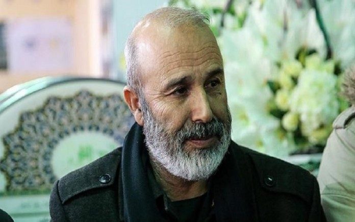 Islamic Revolution Guards Corps (IRGC) Quds Force General Mohammad Reza Fallahzadeh.