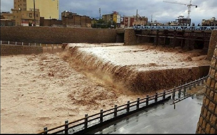 The torrential rains in eight provinces of Iran created unfavorable conditions for our the people in these areas, which caused serious damage to many houses, urban and rural facilities, farms and livestock.