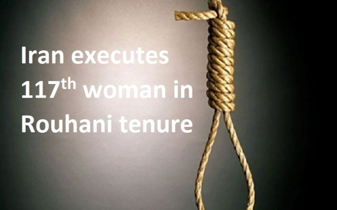 A woman was hanged Sunday morning, May 23, 2021, in the Central Prison of Yazd.