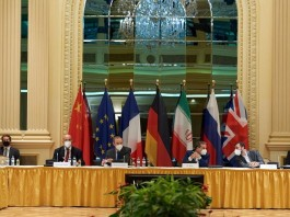 Iran's nuclear deal (JCPOA) talks in Vienna