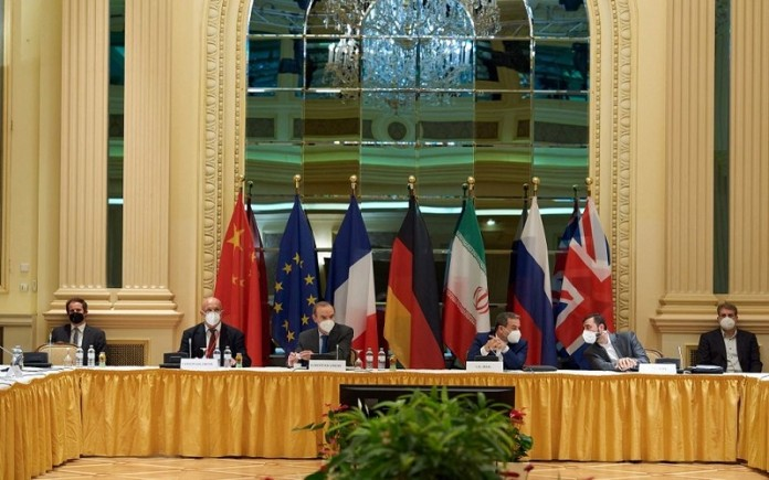 Iran's nuclear deal (JCPOA) talks in Vienna