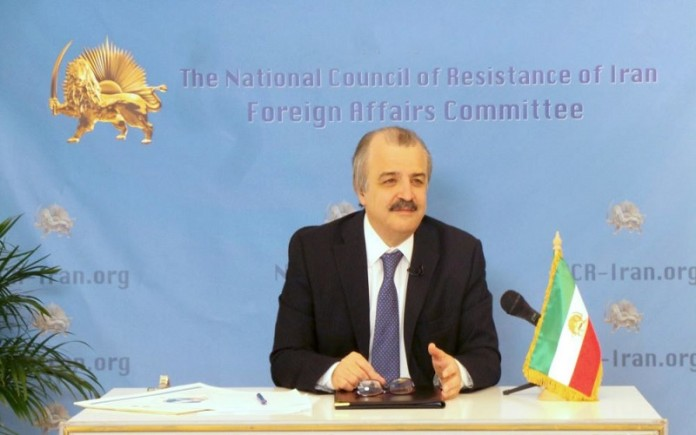 Mohammad Mohaddessin, Chairman of the Foreign Affairs Committee of the National Council of Resistance of Iran (NCRI), spoke about the most recent developments regarding the Iranian regime's sham Presidential election.