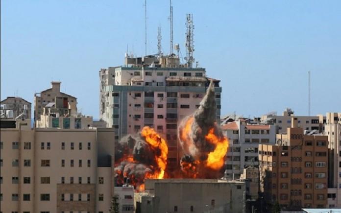 The 11-day Gaza war