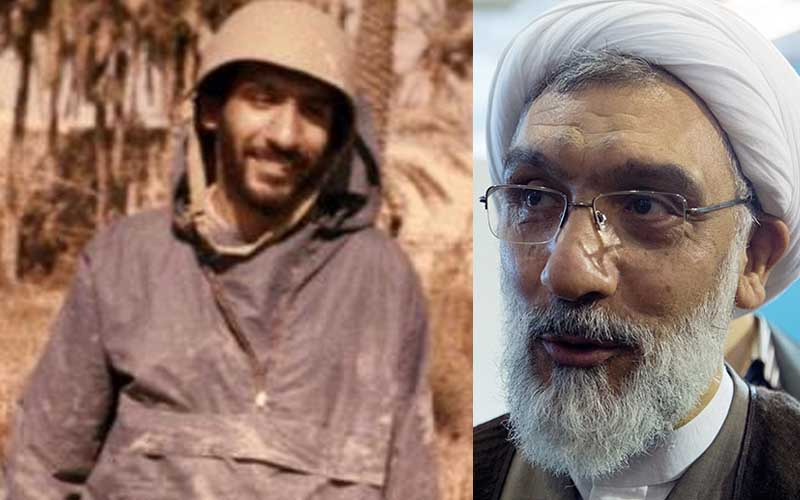 As a member of the Death Commissions for mass killing political prisoners in 1988 and a notorious executioner, Mostafa Pour-Mohammadi constantly avoided wearing clerical robes in the 1980s.