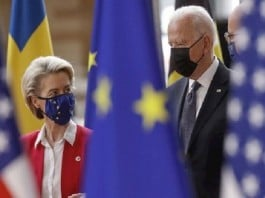 The European Union and the United States in a statement have expressed concern over the Iranian regime's violation of the nuclear deal (JCPOA) issued on June 15, 2021.