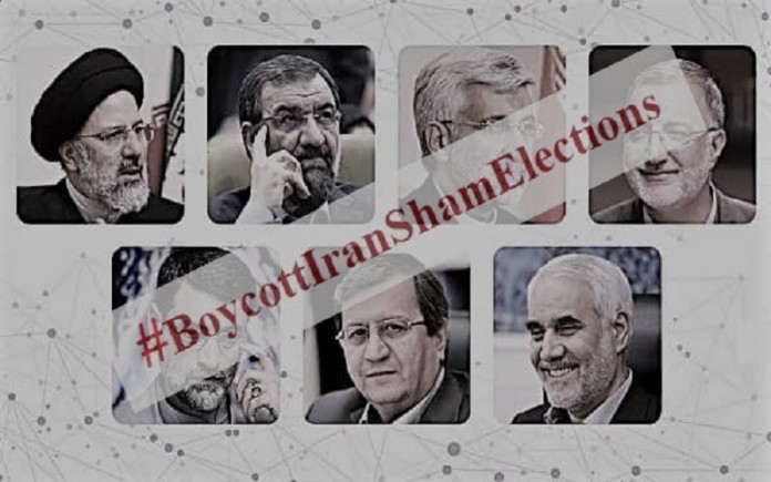 These 7 represent the religious dictatorship in Iran & not the people. The same regime that has destroyed the Iranian society, the economy, the environment & only brought misery & death to Iran, terrorism to the world & war to the region