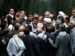 Disputes in Iran's parliament. (Image: Archive)