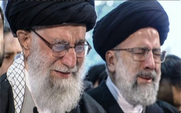 The leading candidate in this week's Iranian elections is a notorious extremist, designated by the U.S. Treasury for terrorism, torture and a direct responsibility for 30,000 extrajudicial executions.