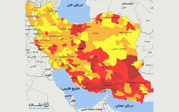 In Iran, as the state-backed medication mafia attempts to take its advantage through the production of the Covid-19 vaccine, the deadly virus claims the lives of more citizens.