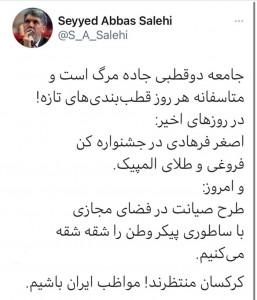 Seyed Abbas Salehi
