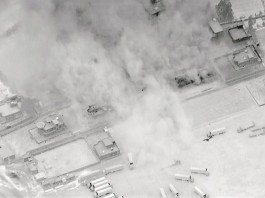 The American airstrikes Sunday (June 27) night hit operational and weapons storage facilities at two locations in Syria and one in Iraq, targets that were selected because these facilities are utilized by Iran-backed militias that are engaged in unmanned aerial vehicle (UAV) attacks against U.S. personnel and facilities in Iraq.
