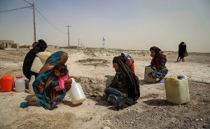 Water scarcity in Iran's Sistan and Baluchestan province