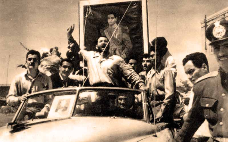 General Zahedi used notorious gangster Brainless Shaban and his folk to implement the 1953 coup