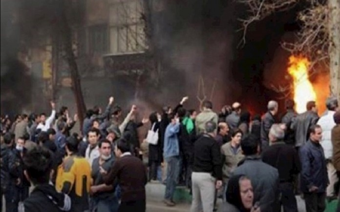 The worsening economic situation leads people to any kind of protest and uprising, according to Iran's officials.