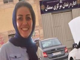 Political prisoner Maryam Akbari Monfared