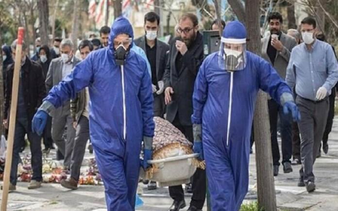 coronavirus tsunami in Iran
