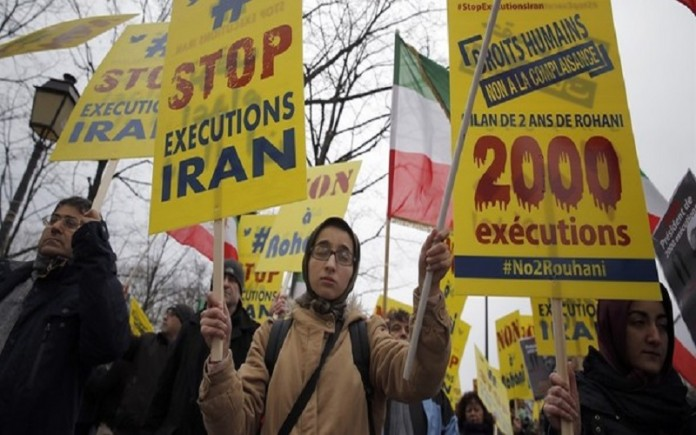 Report on the dire situation of human rights violations in Iran