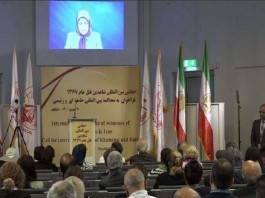 International meeting of witnesses to the massacre of 30,000 political prisoners in Iran - Stockholm, September 26, 2021