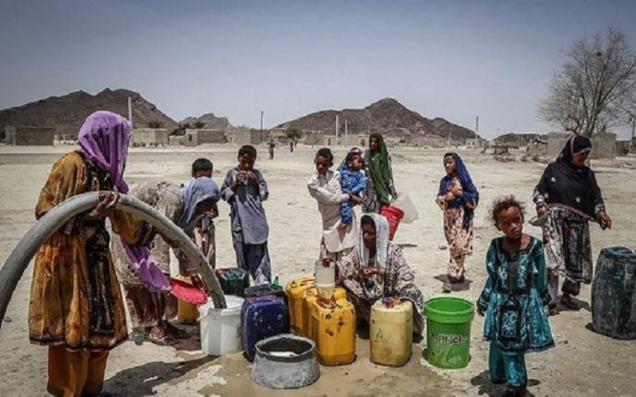Iran's new water year has begun, and today 259 cities and 8,562 villages are currently struggling with severe water stress.