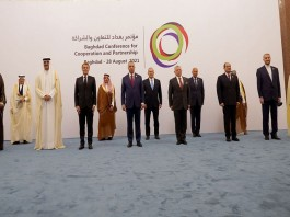 Baghdad Conference stressed the necessity of supporting Iraq, providing a great boost to the Iraqi government.