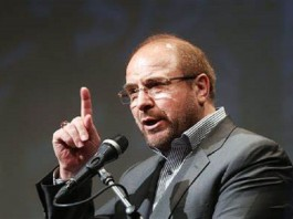 Ghalibaf confessed to the regime's impasse and said, 'Here we find that there is no sign of decision and management in the country.'