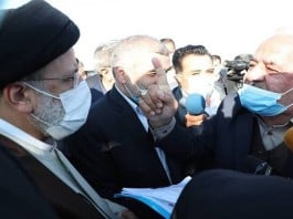 In his provincial travels, Ebrahim Raisi, the president of Iran, faces the anger of the people, frustrated by 42 years of corruption and plunder.