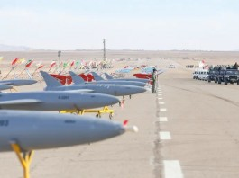 Iran's drones are reshaping the security situation in the region. Iran has now sent large numbers to its allies in the region, from Gaza to Iraq, Yemen, Syria, and Lebanon.