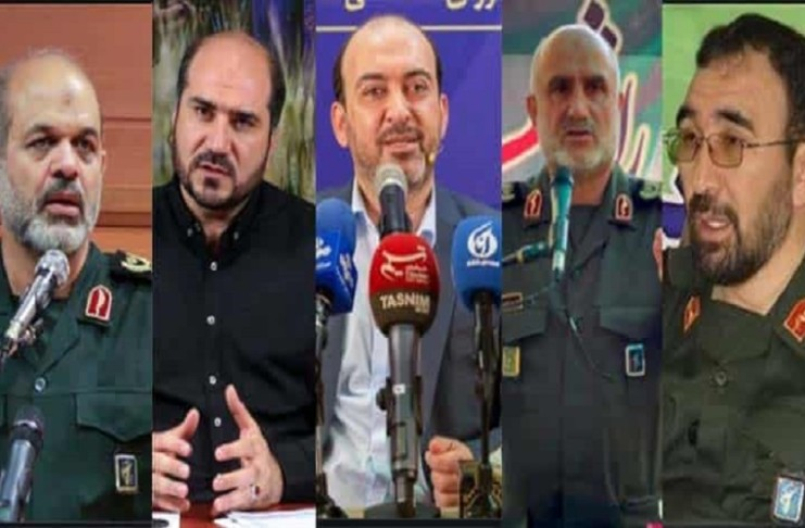 In fear of the country's critical situation and the people's increasing fury, Iran's regime is passing many positions of the government to its IRGC officers.