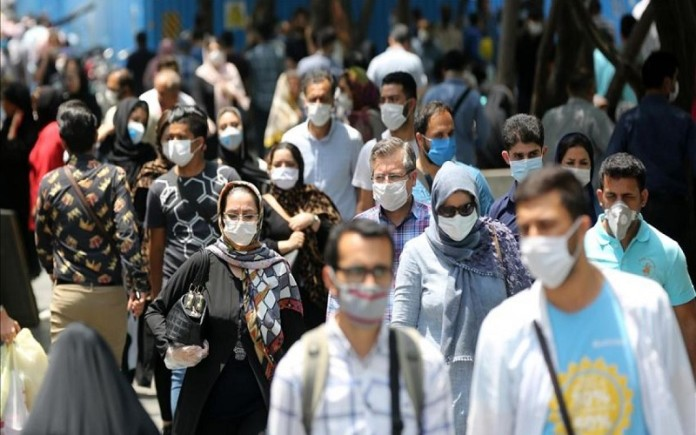 The new statistics from Iran's Ministry of Health come as the Iranian Medical Council has previously estimated the actual number of coronavirus victims in Iran to be seven times higher than the official figures.