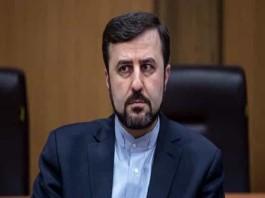 Kazem Gharibabadi, the new head of the Iranian regime's Human Rights Headquarters.