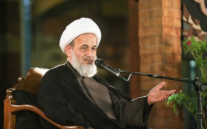 Iranian regime's cleric Alireza Panahian, while insulting the entire nation, said that the coronavirus is a misunderstanding.